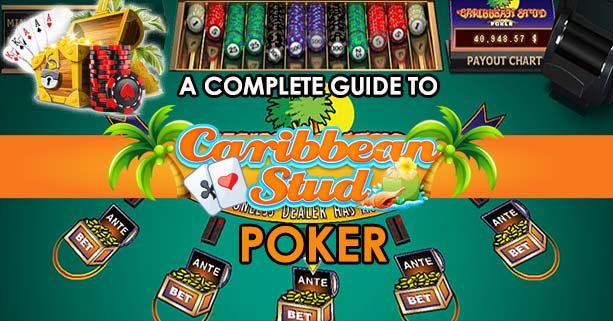 Caribbean Stud Poker là biến thể của Poker