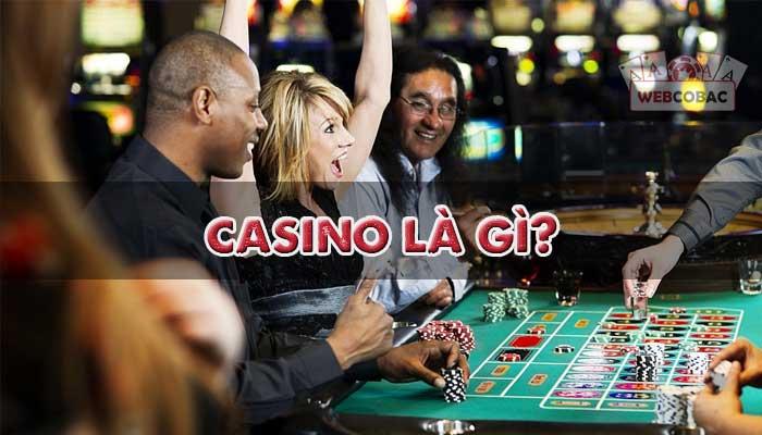 Casino là nơi thu hút đông đảo anh em cá độ