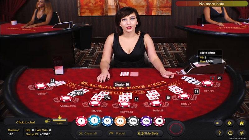 Giới thiệu sơ lược về Blackjack online