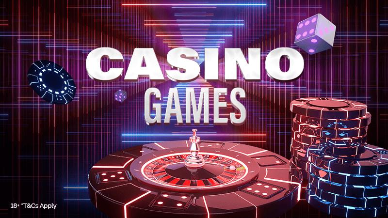 Những trò chơi casino online nổi tiếng